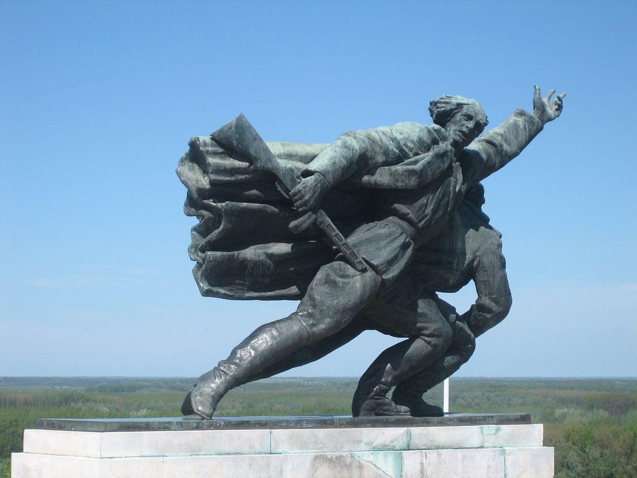 Spomenik Batinskoj bitci