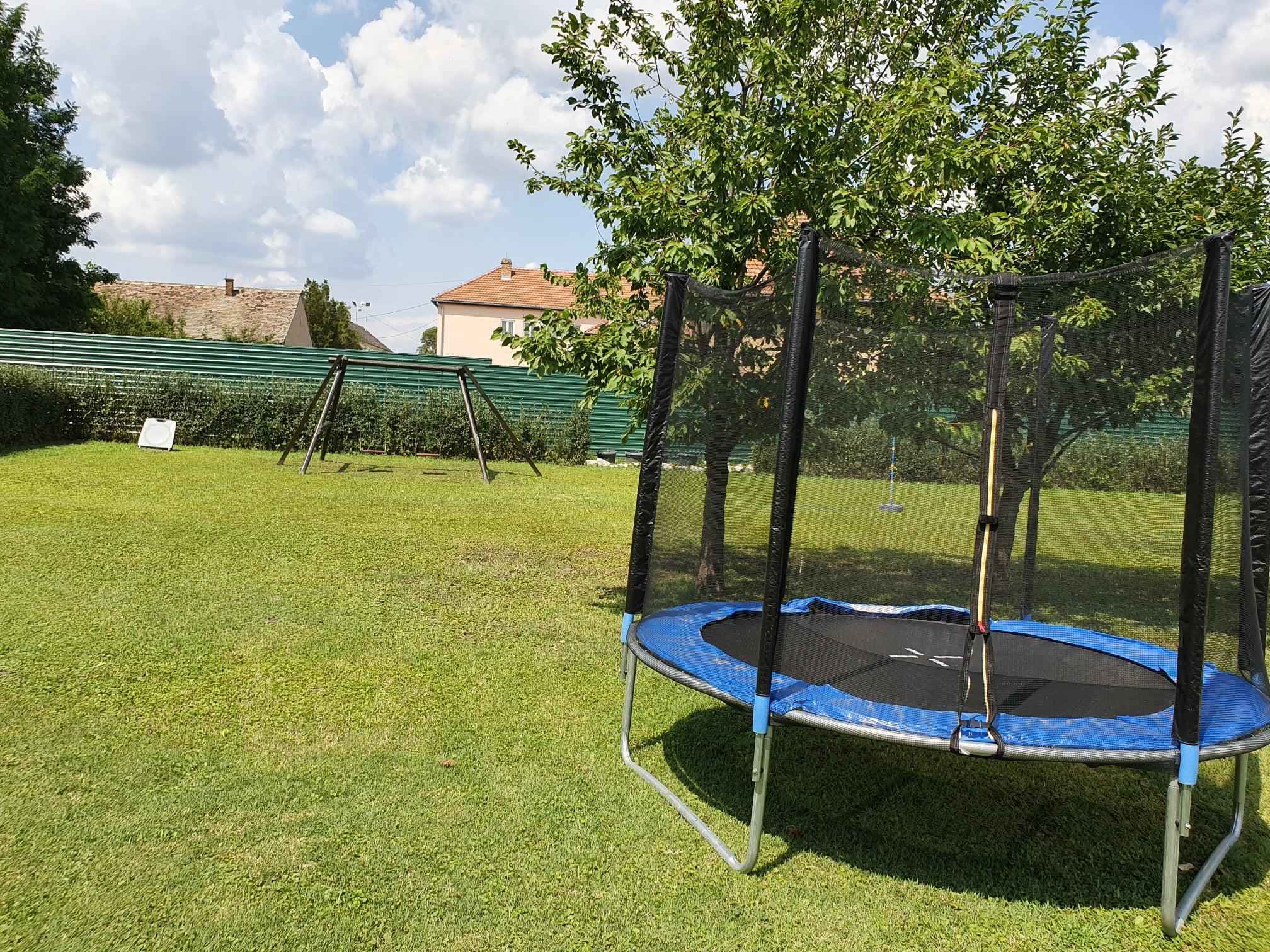 trampolin Baranja