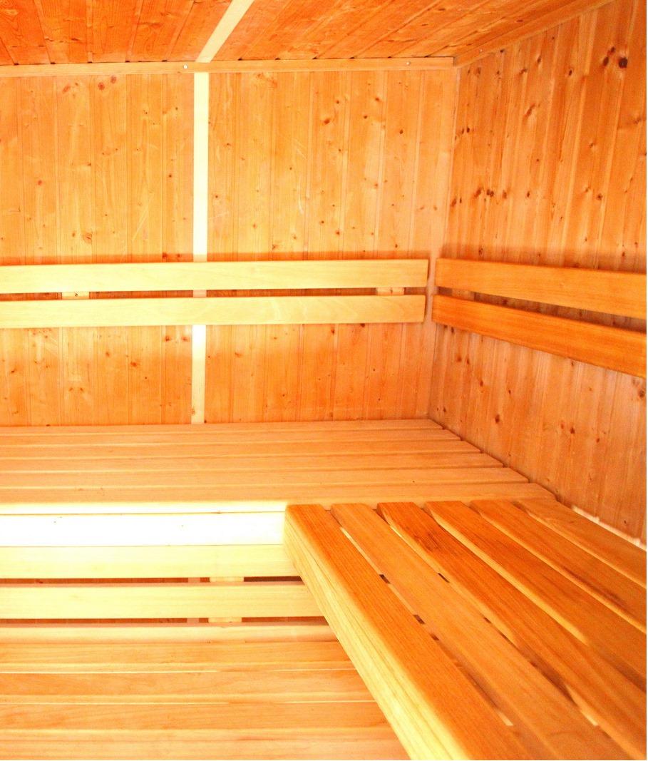 sauna Baranja